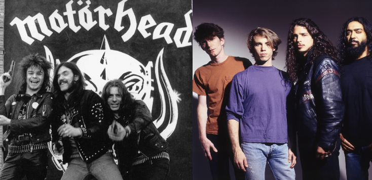 Soundgarden y Motörhead entre los nominados al Rock'n Roll Hall of Fame