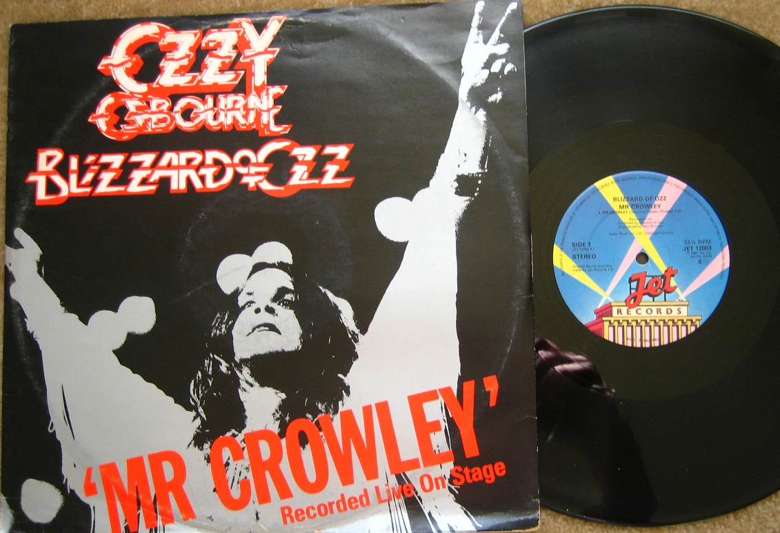 "Cancionero Rock: ""Mr. Crowley"" – Ozzy Osbourne (1980)"