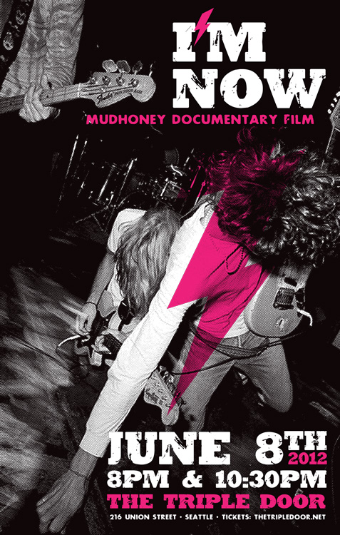 """Se estrenará """"I'm Now"""", el documental de Mudhoney"""
