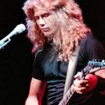 Dave Mustaine, guitarrista (1982-1983)