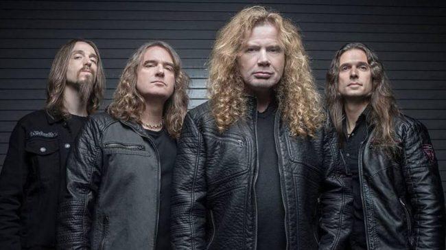 """El nuevo álbum de Megadeth será """"insanamente progresivo"""""""
