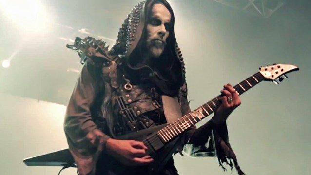 "VIDEO: Behemoth publica una densa versión de ""A Forest"" de The Cure"