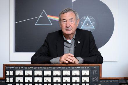 Nick Mason de Pink Floyd recibirá condecoración por su aporte a la música por la Reina de Inglaterra