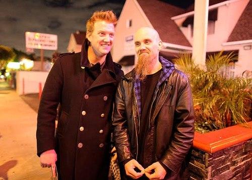 Nick Oliveri se reúne con Kyuss Lives! y graba para el nuevo disco de QOTSA