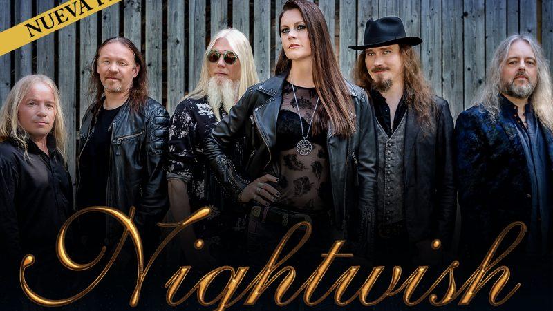 Nightwish cambió su concierto en Chile para el 2021