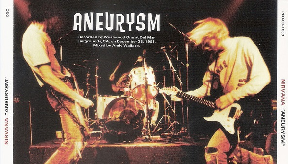 "Cancionero Rock: ""Aneurysm""- Nirvana (1992)"