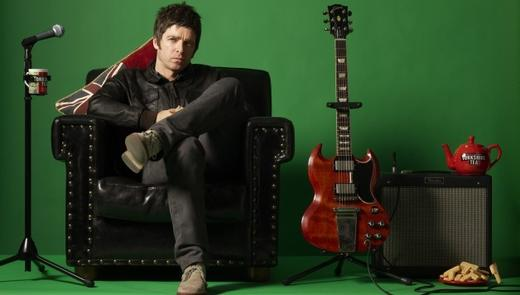 Noel Gallagher estrena video para 'In The Heat Of The Moment', el primer single de su nuevo disco