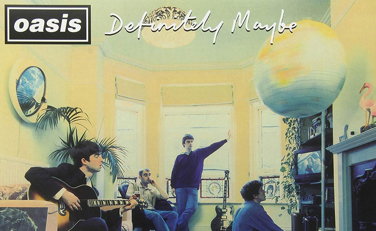 Disco Inmortal: Oasis – Definitely Maybe (1994)