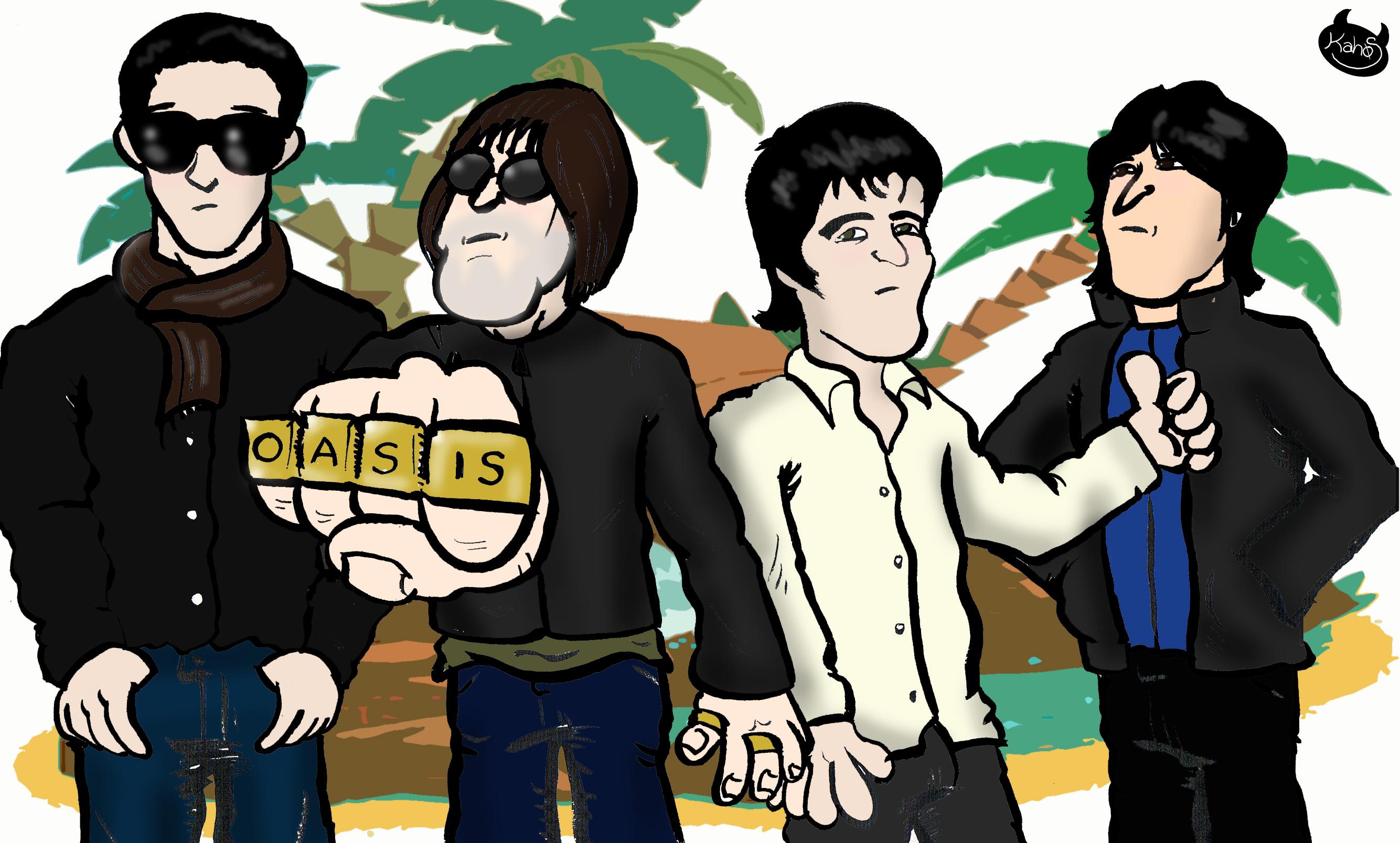 """Al otro lado del Oasis: Los mejores """"anti-hits"""" de la herencia Gallagher (1ª Parte)"""