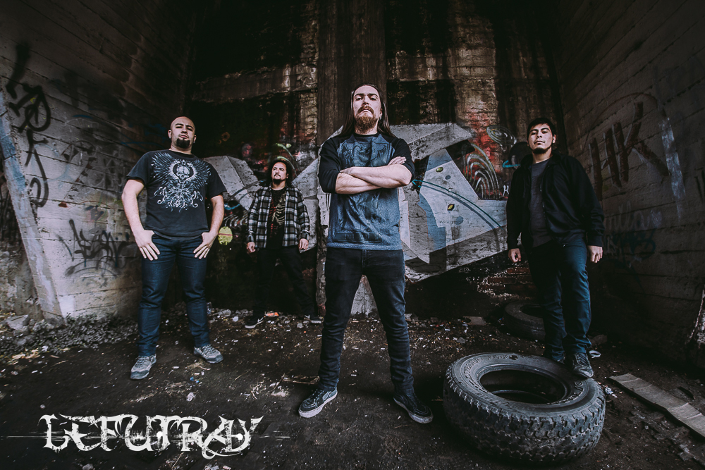 """Los metaleros nacionales Lefutray presentan su nuevo disco """"Oath"""""""