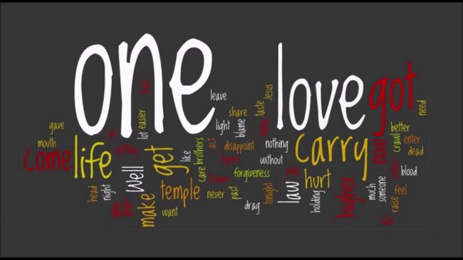Cancionero Rock: 'One' – U2 (1992)