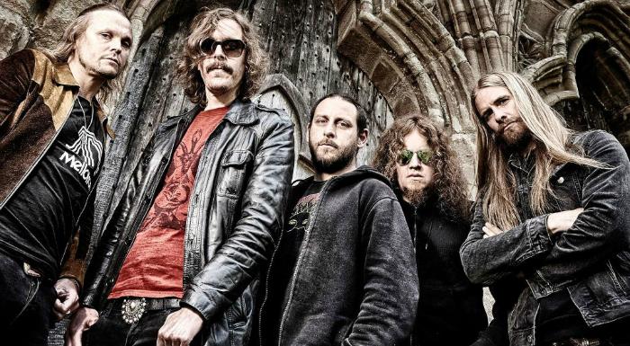 Opeth anuncia show de gala en el Teatro Nescafé de las Artes en abril