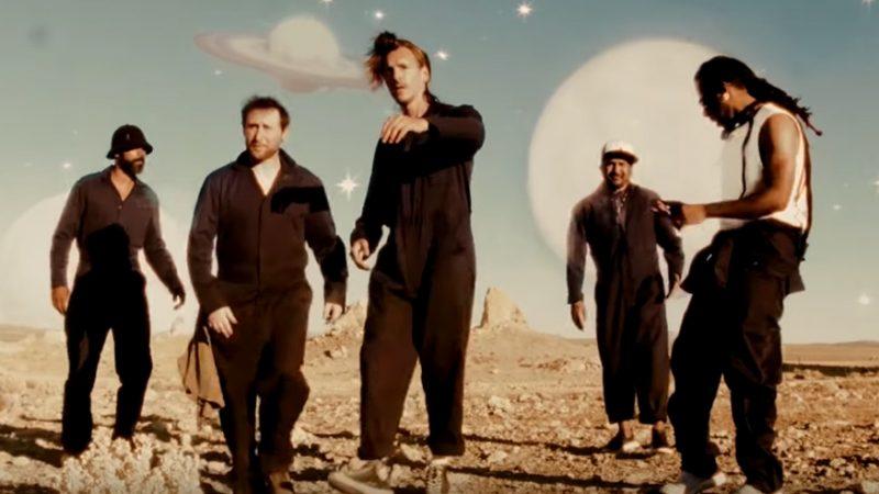 """""""Our Love"""": Incubus estrena nuevo video y canción"""