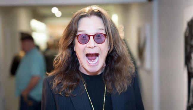 Ozzy Osbourne comparte lista de Spotify de fin de año de puro rock y metal