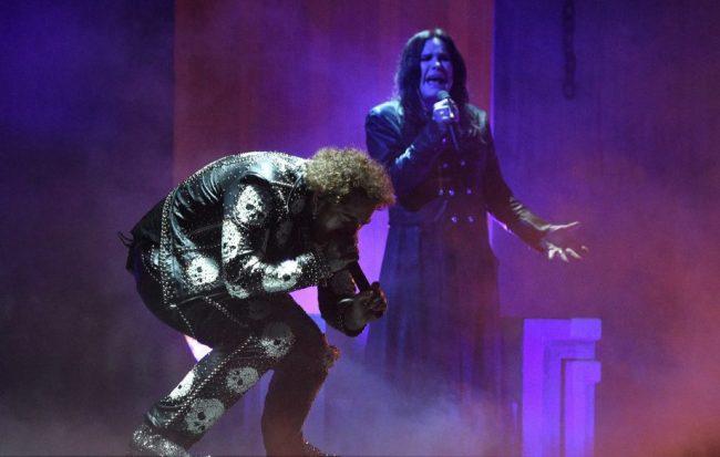 VIDEO: Mira el explosivo regreso de Ozzy Osbourne a los shows televisivos