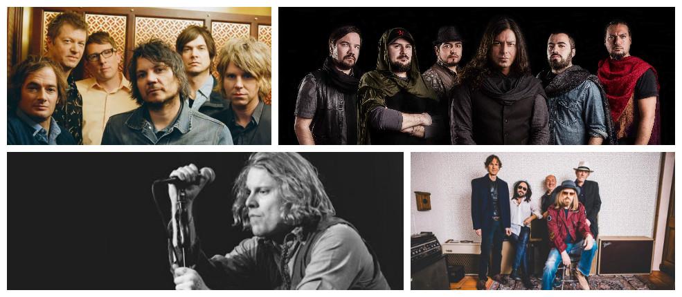 Playlist de la semana #13: Wilco, Kuervos del Sur, Ty Segall, Mudcrutch y más