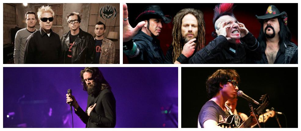 Playlist de la Semana #15: The Offspring, Hellyeah, Father John Misty, Trostrigo y más