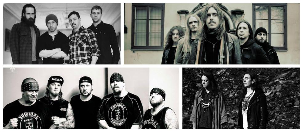 Playlist de la semana #16: The Dillinger Escape Plan, Opeth, Suicidal tendencies, Alcest y más