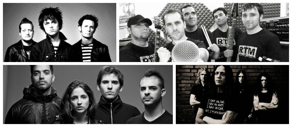 Playlist de la semana #17: Green Day, Robot The Mimbre, Utopians, Pain, y más
