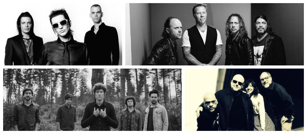 Playlist de la semana #18: Placebo, Metallica, Niño Cohete, Pixies y más