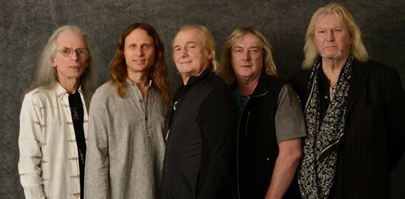 Yes anuncian gira de reunión para celebrar sus 50 años de trayectoria