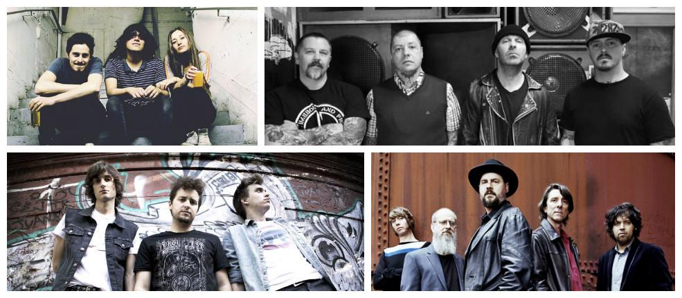 Playlist de la semana #29: Adelaida, Rancid, Surfistas del Sistema, Drive-By Truckers, y más