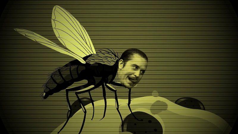"Mike Patton cubre a The Cramps en un nuevo álbum tributo, escucha ""Human Fly"""