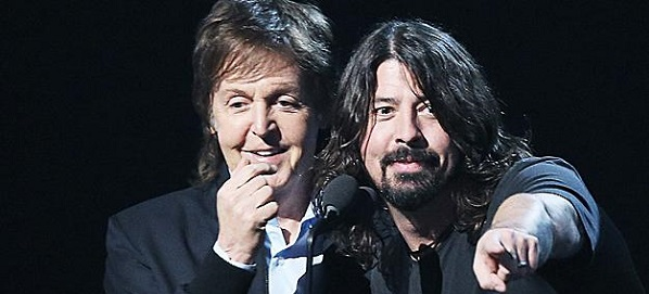 Dave Grohl confirma que Paul McCartney participará en el nuevo álbum de Foo Fighters