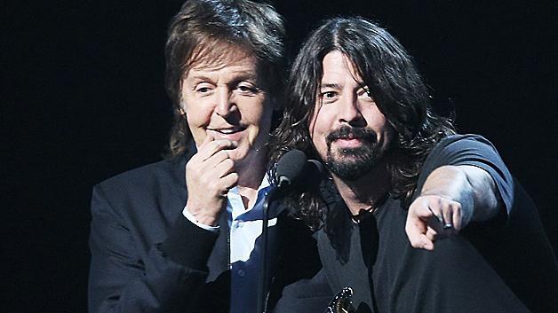Paul McCartney inducirá a Foo Fighters al Rock'n 'Roll Hall of Fame