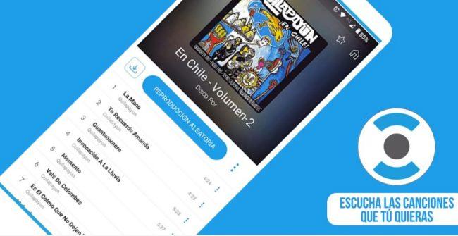 Portaldisc APP: aparece la primera aplicación de streaming de solo música chilena