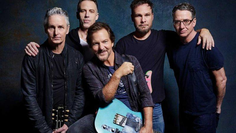 """Pearl Jam estrena en todo el mundo la """"experiencia inmersiva"""" de su nuevo álbum Gigaton"""