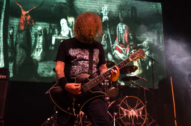 Anton Fest: El metal chileno celebró a Teatro Caupolicán lleno el cumpleaños 50 de Anton Reisenegger