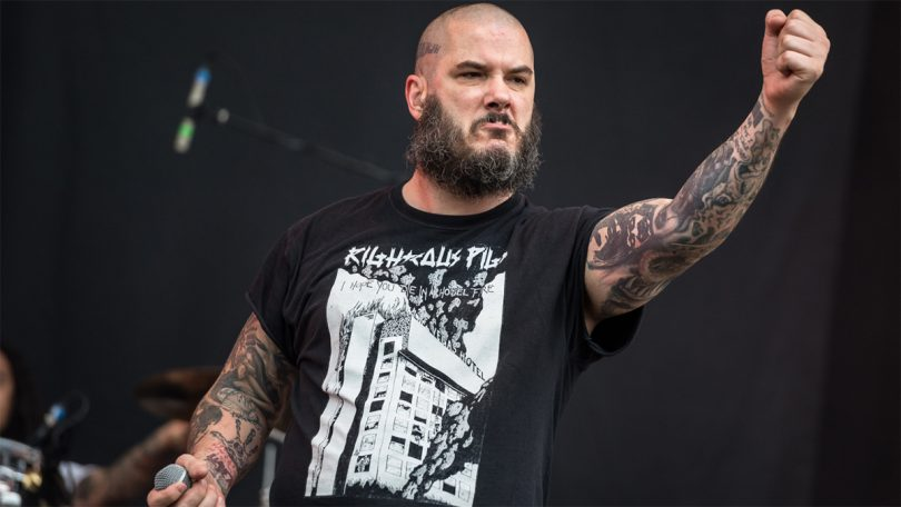 """Phil Anselmo elige """"los discos que le cambiaron la vida"""""""