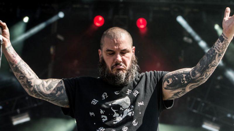 """""""A Vulgar Display of Pantera"""": Phil Anselmo prepara show en streaming centrado en clásicos de Pantera"""