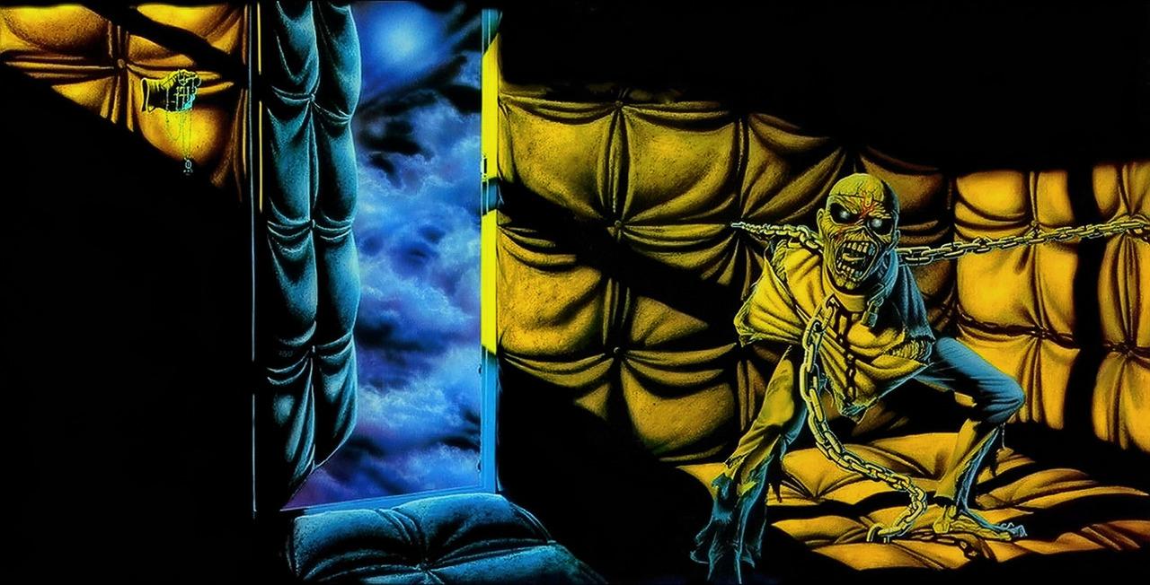 Disco Inmortal: Iron Maiden – Piece of Mind (1983)