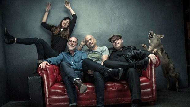 Pixies anuncian su nuevo álbum de estudio y presentan primer adelanto