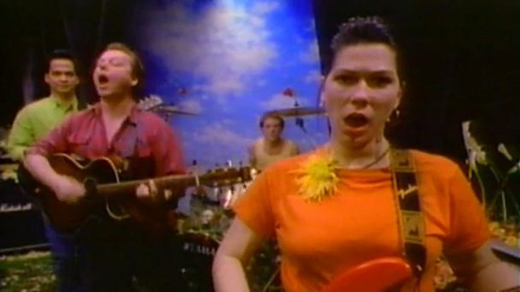 pixies-here-comes-your-man-official-video