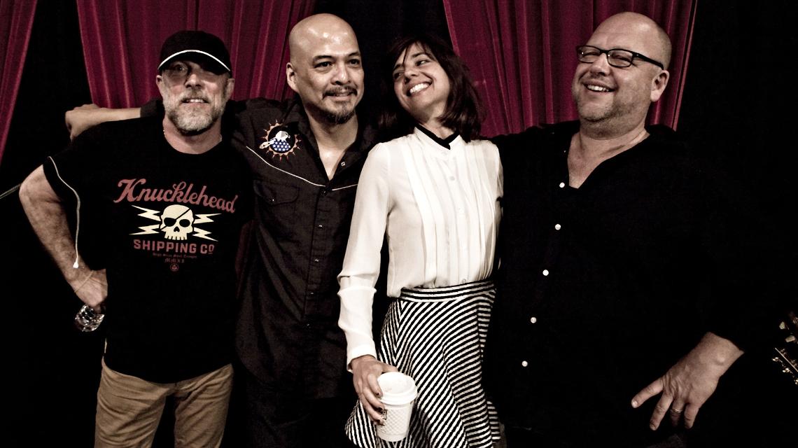 Pixies documentará los preparativos del nuevo álbum con un podcast