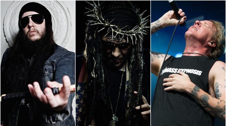 Ministry integra a Burton C. Bell y a Joey Jordison para su gira norteamericana