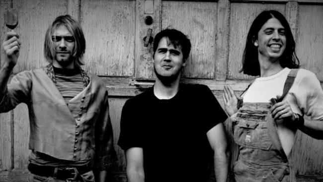 """Dave Grohl: """"Cuando estuve en Nirvana temía que me despidieran"""""""