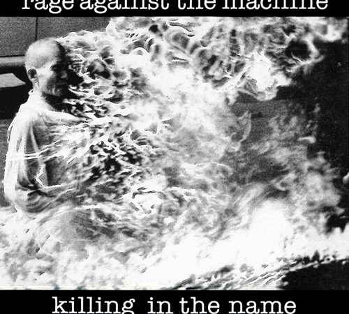 "Cancionero Rock: ""Killing in the Name""-Rage Against The Machine (1992)"