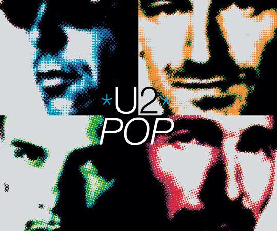 """""""Pop"""", la continua redefinición del sonido de U2"""