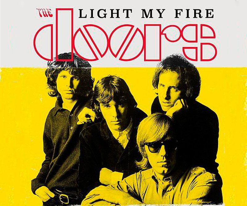 "Cancionero Rock: ""Light My Fire""- The Doors (1967)"