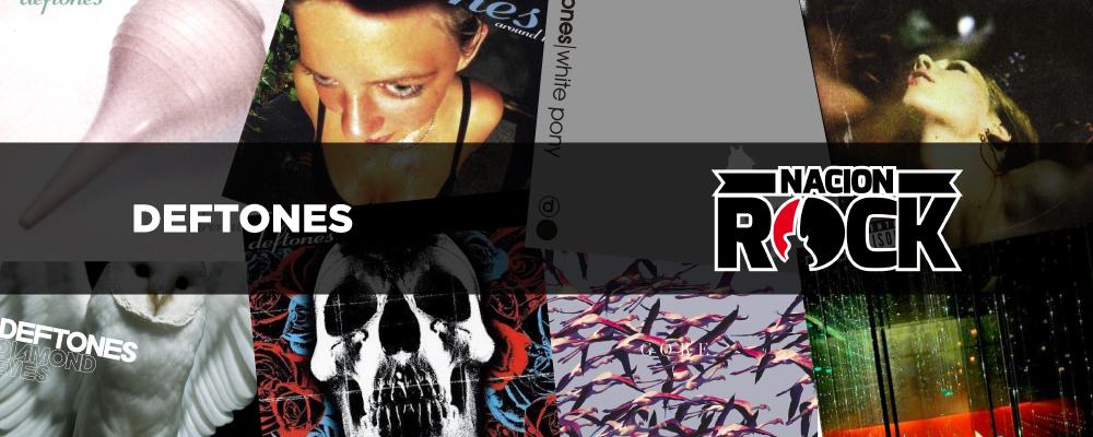 Deftones en modo ranking: Revisamos su discografía desde el peor al mejor