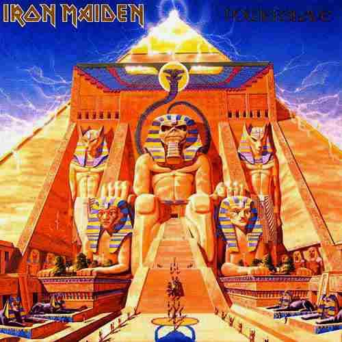 Disco Inmortal: Iron Maiden – Powerslave (1984)