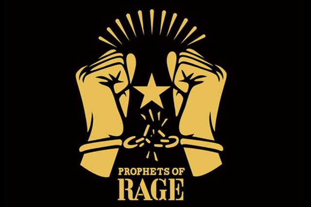 Prophets of Rage debutan su primer single en estudio, escúchalo acá