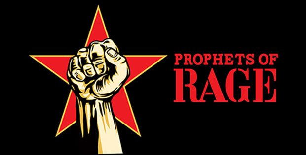 Prophets of Rage anunciaron su álbum debut para fines de agosto