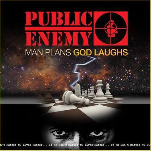 Public Enemy lanza sorpresivamente su nuevo álbum de estudio, escúchalo completo acá