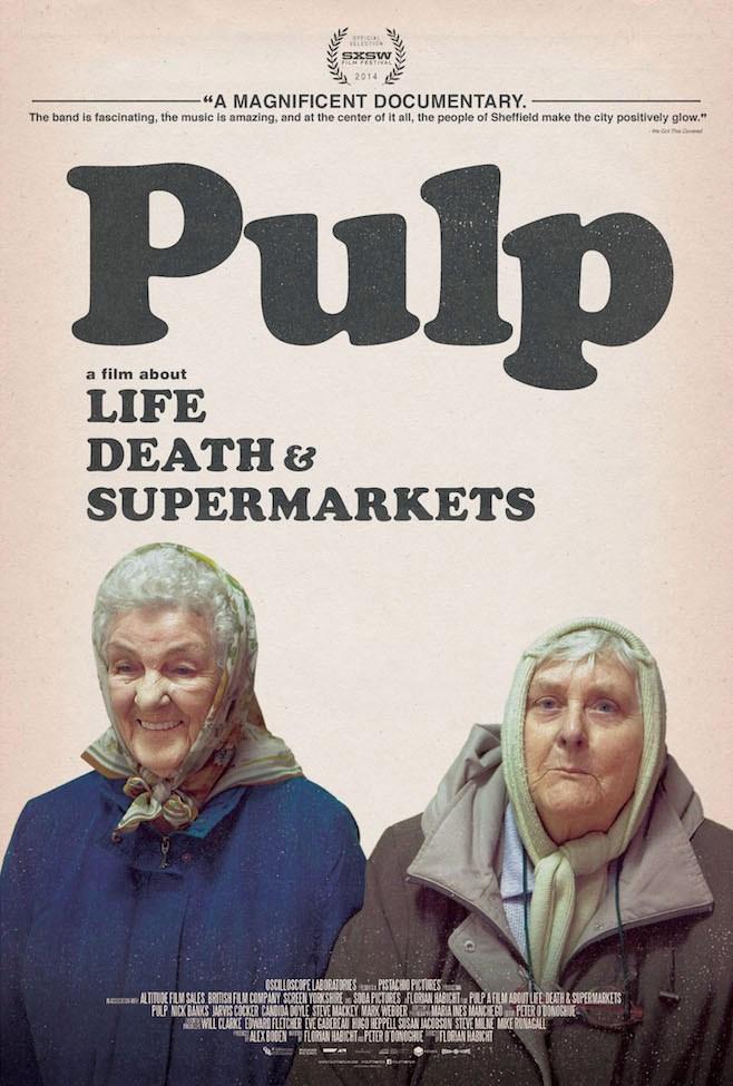 Conoce más detalles y trailer del nuevo documental de los ingleses Pulp