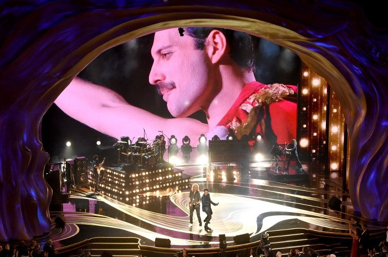 VIDEO: Mira la presentación de Queen en los Oscars 2019